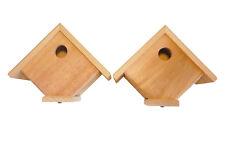 2 Cedar Wren Houses Bird Houses