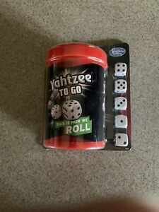 Yahtzee To Go Travel Game Traditional Unopened