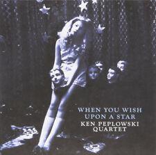 Ken Peplowski Quartet – When You Wish Upon A Star CD