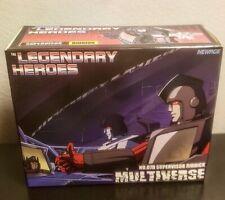 Transformers Newage Supervisor Riddick Limited Edition MISB!