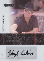 2006 Razor Poker Showdown Signatures #A3 Hoyt Corkins