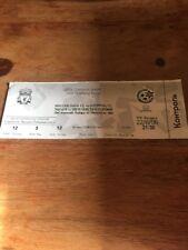 2006/07 UEFA Champions League - Maccabi Haifa v Liverpool  Ticket 22.08.2006