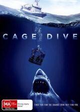 CAGE DIVE New Dvd R4 JOEL HOGAN ***