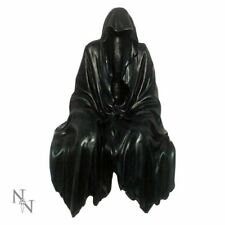 More details for grim reaper shelf sitter figurine ornament gothic pagan wiccan fantasy myth gift