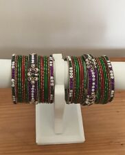 Indian Bangles Jewellery Designer Traditional Bangles Set Brand New