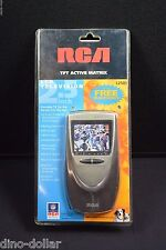 RCA L2501 2.5-Inch LCD Portable Television TFT Active Matrix - New