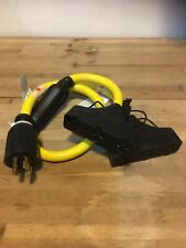 3' Generator Y-Adaptor Converts L 14-30 Twist Lock to 6 -15A 120v Outlets