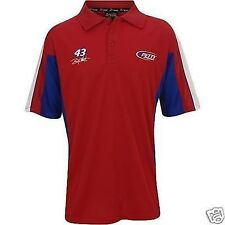BOBBY LABONTE #43 PETTY RACING PIT POLO GOLF SHIRT CHASE AUTHENTICS X-LARGE