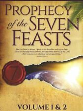 Prophecy of the Seven Feasts - 2014 Edition - 7 Dvds - John Hagee - New Sealed