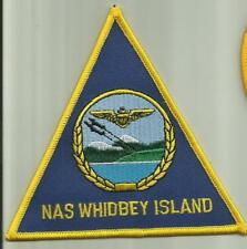 NAVAL AIR STATION WHIDBEY ISLAND U.S.NAVY PATCH COMBAT FIGHTERJET AIRCRAFT PILOT