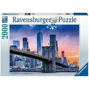 Ravensburger New York Skyline 2000 Piece Jigsaw Puzzle