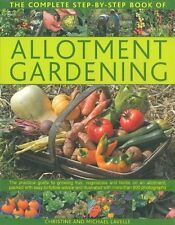 Comp SBS Book of Allotment Gardening,Christine