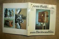 Sammlerbuch histor.Filmtechnik, Kinematografie, Kinotechnik, Kameras, DDR 1986