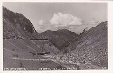 BRAZIL - Estrada S.Paulo a Santos - Via Anchieta - Photo Postcard 1947