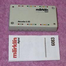 Märklin 6083 DIGITAL Decoder k 83 wie 60830 mit Garantie