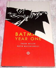 BATMAN YEAR ONE..FRANK MILLER..HB NR MINT 2005 1ST DC COMICS..DAVID MAZZUCCHELLI