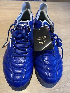 Mizuno Morelia Neo 3 Beta Football boots Size 9.5 Blue White