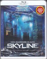 Blu-ray SKYLINE - NON GUARDARE IN ALTO nuovo 2011