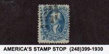 1861 US SC 72a 90c Dull Blue Washington, Used & Sound