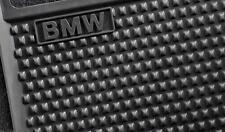 Bmw Original Trasera Piso Alfombra De Goma Set Negro F07 5 Series Gt 51472152367