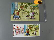 PUZZLE: Crazy Crocos u.l. + BPZ