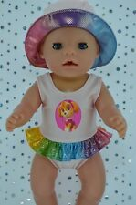 Baby Born Doll Clothing Swimwear Ebay