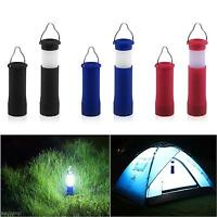 New Arrival Portable LED Hiking Camping Tent Lantern Lamp Light Fishing Outdoor
