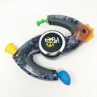 Bop It XT Electronic Handheld 2010 Hasbro Special Edition Clear Black Onyx Works