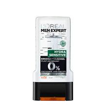 (15,33 €/ L) 10.1oz Loreal Men Expert Hydra Sensitive Birch Sap Shower Gel Care