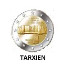 "MALTE  -  2 Euros Commemorative 2021  "" TARXIEN ""  UNC"