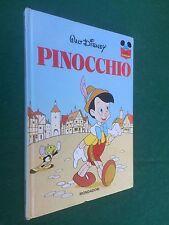Walt Disney PINOCCHIO - IMPARO A LEGGERE CON TOPOLINO/4 (1984) Libro