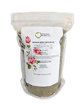 Alfalfa Meal 2.80-0.29-2.40 Organic Fertilizer Rose Fertilizer 4 Pounds