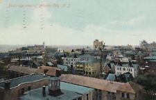 Atlantic City Birds-eye-view RPPC 1909 New Jersey USA 1801003