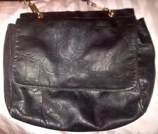 Vintage Prada Leather Handbag Purse Shoulder Bag