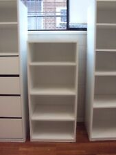 NEW Wardrobes Built in Cabinet Storage Organiser Insert All Shelves H110cm WTE