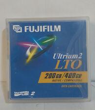 Fuji LTO Ultrium-2 Data Tape 200GB/400GB