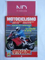 MOTOCICLISMO NOVEMBRE 1987 - CAGIVA CRUISER 125  APRILIA TUAREG RALLY 125