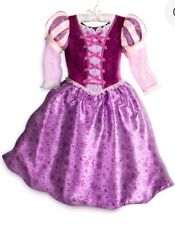 DISNEY Store COSTUME for KIDS - RAPUNZEL Tangled THE SERIES 11/12 NWT