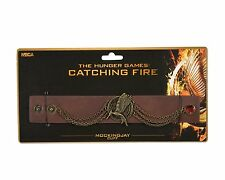 NECA The Hunger Games: Catching Fire Mockingjay Cuff  #309125