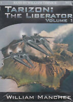 William Manchee Tarizon! The Liberator Volume 1 MP3 CD Audio Book Unabridged