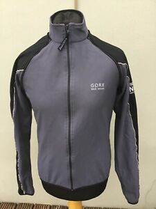 GORE BIKE WEAR WINDSTOPPER N25 CYCLING GILET/JACKET, LARGE