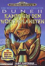 ## SEGA Mega Drive - Dune 2: Kampf um den Wüstenplaneten / MD Spiel ##