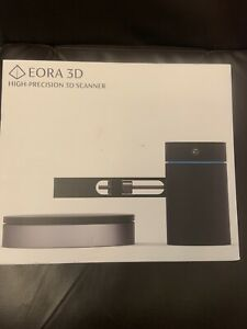 EORA 3D High Precision 3D Scanner Model:E8, iOS Photogrammetry NEW RARE!