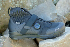 Fizik Terra Clima X2 Impermeables Transpirable Todo Tipo de Zapatos Negro Nuevo