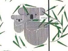 RPB262 Charley Harper Koala Koala Bear Organic Cotton Quilt Fabric Charles