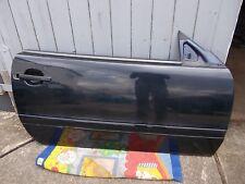 Mercedes W208 CLK COUPE Tür recht Door right blau VERSAND MÖGLICH
