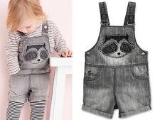 NEXT Jeans Latzhose kurze Hosen Shorts 3-6 Monate 68cm 16e