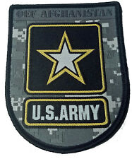 Military US Army Patch Afghanistan Operation Enduring Freedom OEF ACU Digital