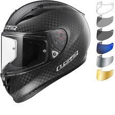 LS2 Helmet Bike Full-face Ff323 Arrow C EVO Gloss Carbon L