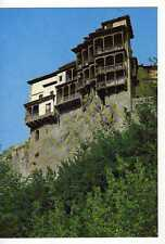 Postal Cuenca, Casas colgadas.